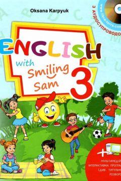 "Підручник для 3 класу ""English with Smiling Sam 3"". Аудіододаток"